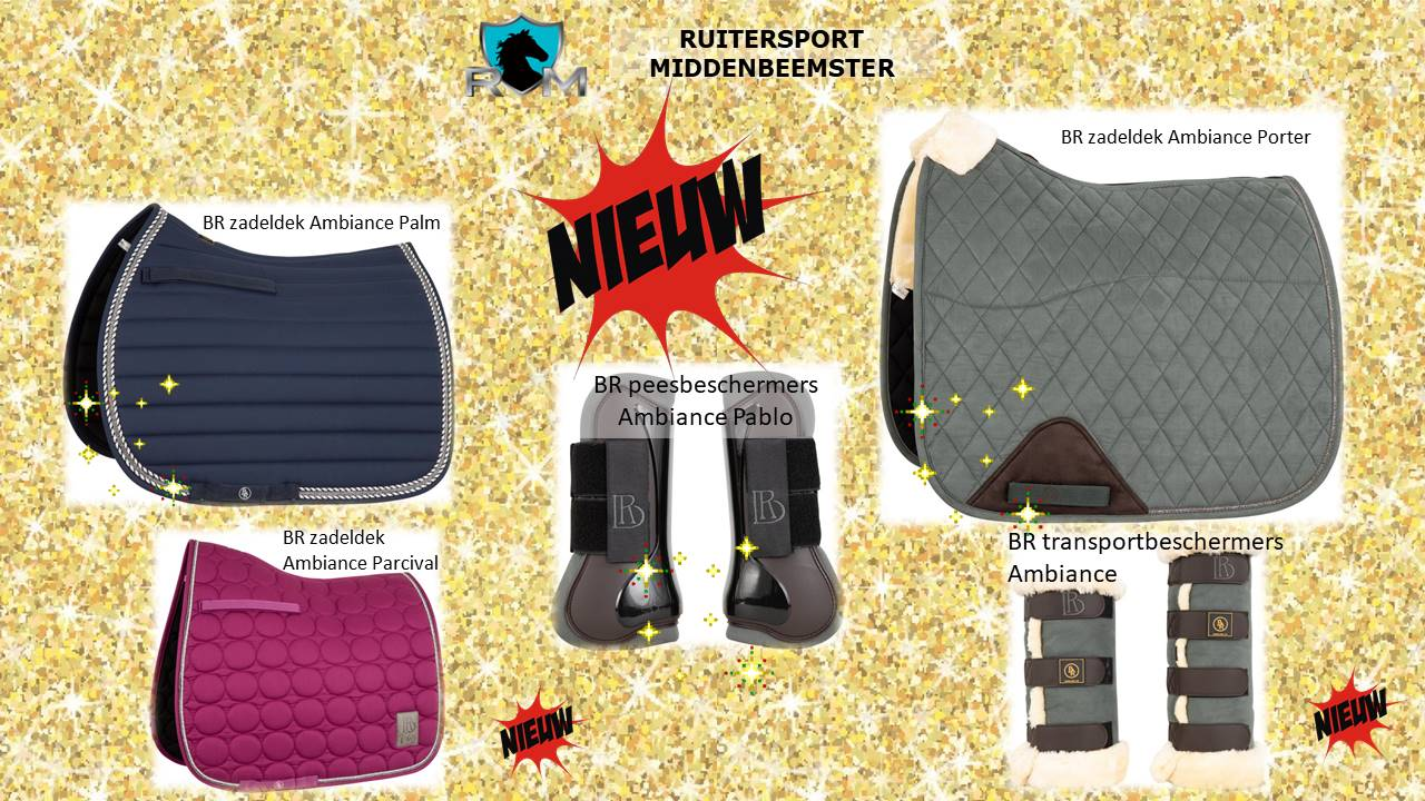 BR NEW FW20 .Ruitersport Middenbeemster 2020