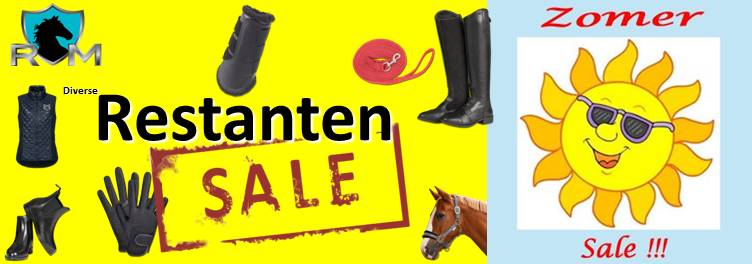 Summer sale Ruitersport Middenbeemster 2018. laatste week.restanten