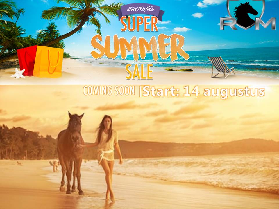 Summer sale is coming