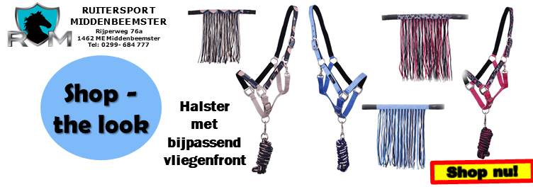 Super Deals Ruitersport Middenbeemster tm 6 april 2019. halsters